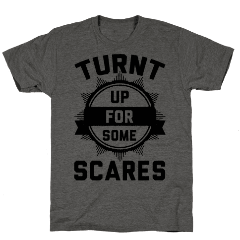 Turnt Up For Some Scares!