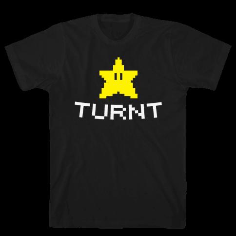 8-Bit Turnt Mens T-Shirt