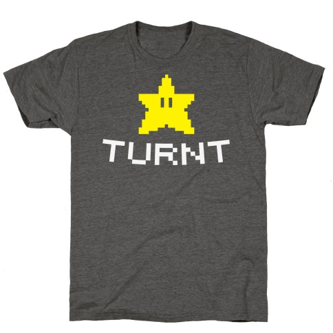 8-Bit Turnt T-Shirt