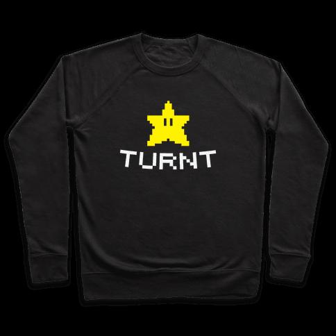 8-Bit Turnt Pullover