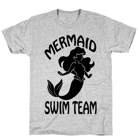 Mermaid Swim Team T-Shirt
