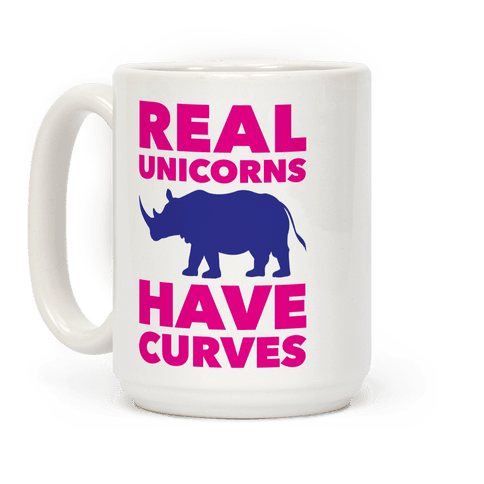 Real Unicorns Have Curves