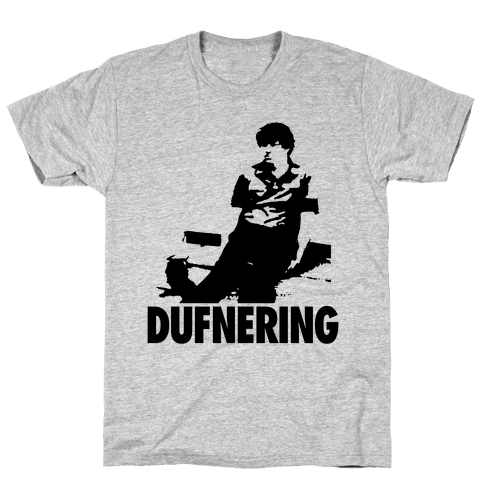 Dufnering Mens T-Shirt