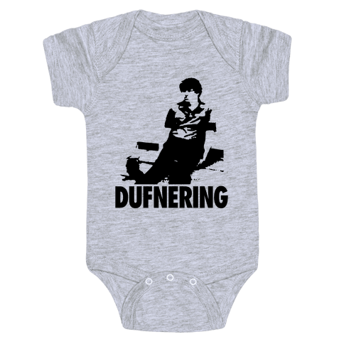 Dufnering Baby Onesy