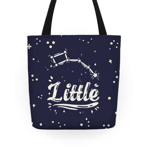 Dippers (Little Dipper) Tote