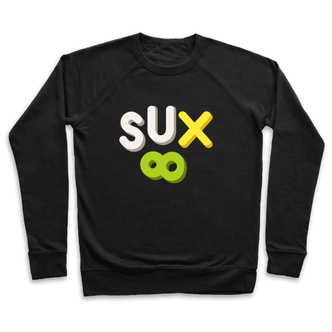 Everything Sux Pullover