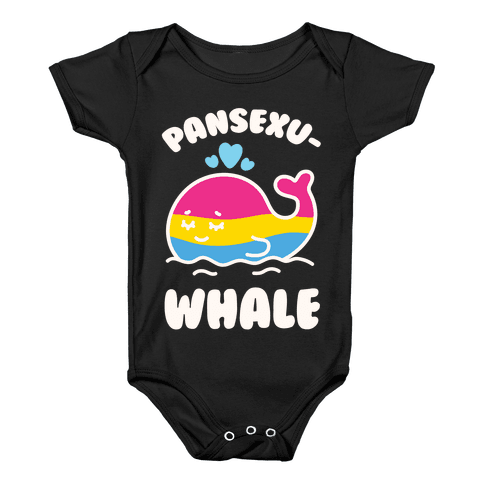Pansexu-WHALE Baby Onesy