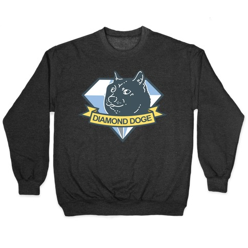 Diamond Doge Pullover