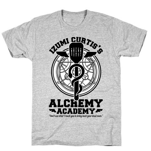 Izumi Curtis's Alchemy Academy T-Shirt