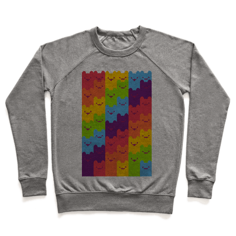 Rainbow Cats Pullover