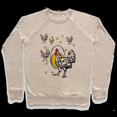 Roseanne's Chicken Shirt Pullover