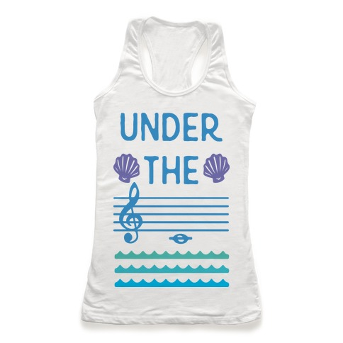 Under The C Racerback Tank Top