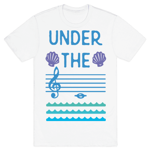 Under The C Mens T-Shirt