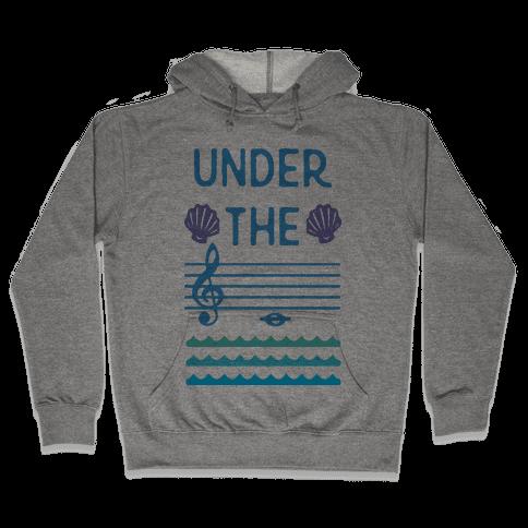 Under The C Hooded Sweatshirt