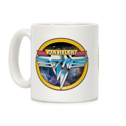 Pan Halen Coffee Mug