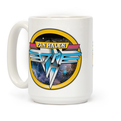 Pan Halen Coffee Mug