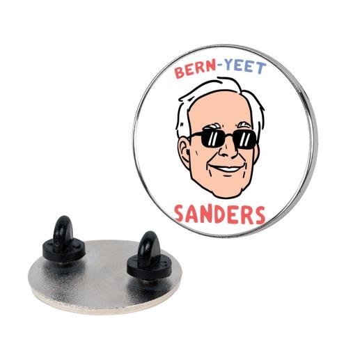 Bern-YEET Sanders Pin