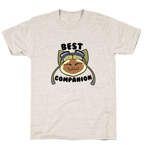 Best Companion Mens T-Shirt