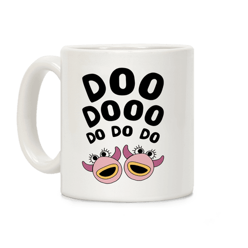 Doo Dooo Do Do Do Muppet Coffee Mug