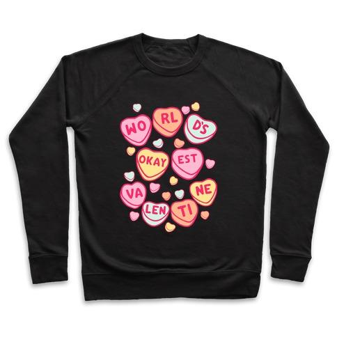 World's Okayest Valentine Pullover