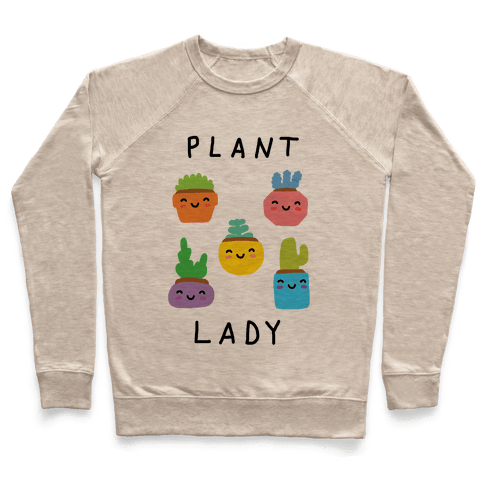 Plant Lady Pullover