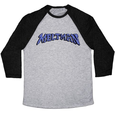 The Melter Baseball Tee