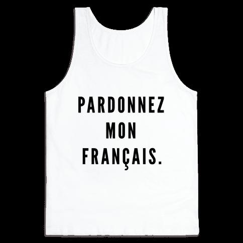 Pardonnez Mon Francais