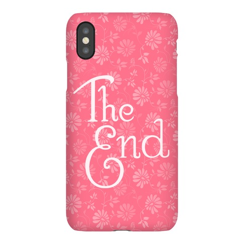 The End Phone Case