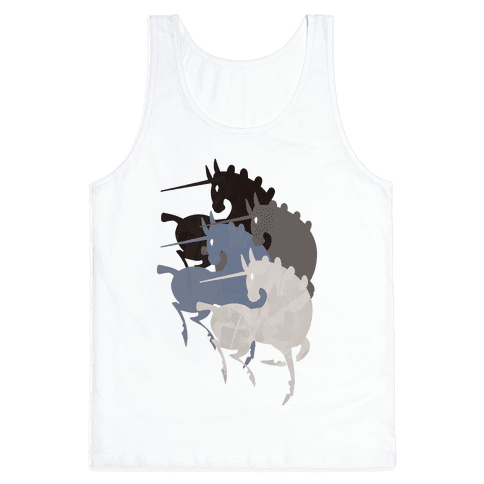 Unicorns Of The Apocalypse Tank Top