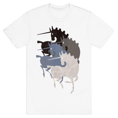 Unicorns Of The Apocalypse T-Shirt