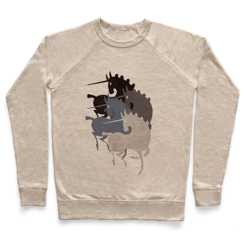 Unicorns Of The Apocalypse Pullover