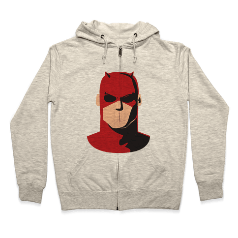 The Blind Hero Zip Hoodie