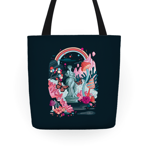 Sugar Witch's Labyrinth Tote