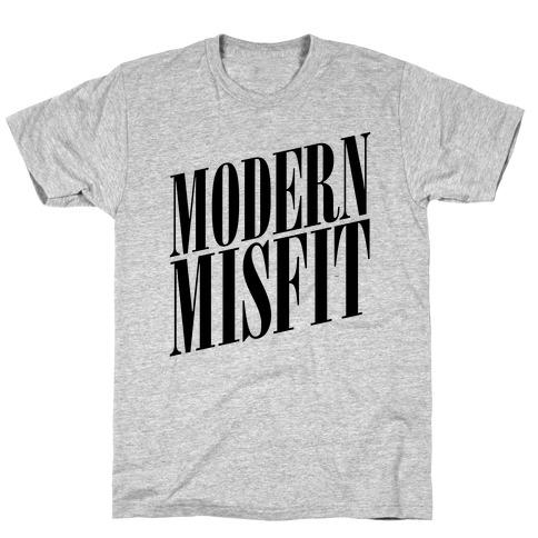Modern Misfit T-Shirt
