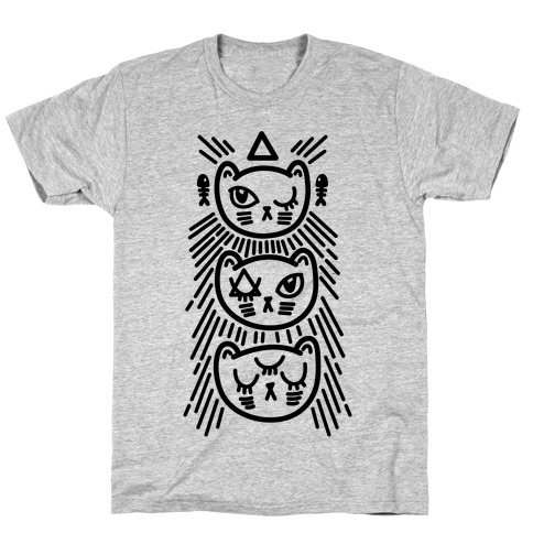 Occult Kitties T-Shirt
