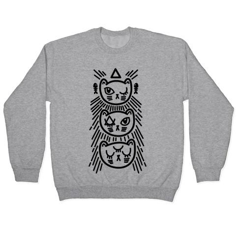 Occult Kitties Pullover