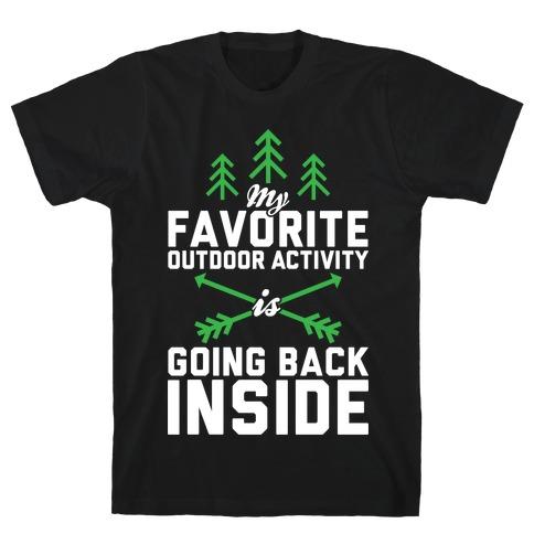 Outdoor Activity T-Shirt