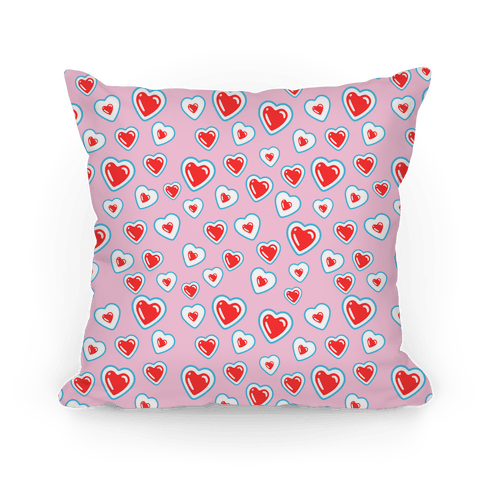 Zelda Heart Container Pillow Pillow