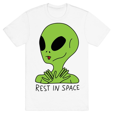 Rest In Space T-Shirt