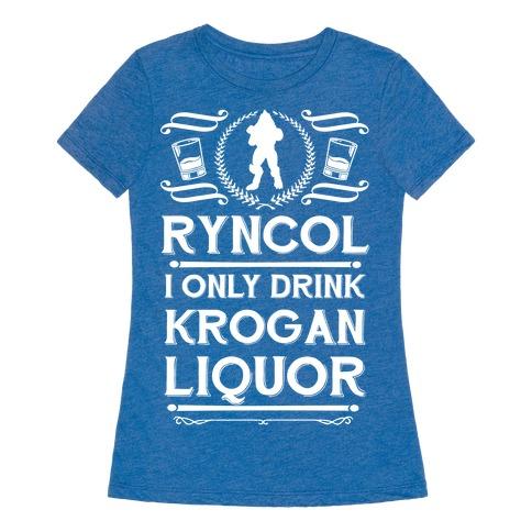 Krogan Drink Wine