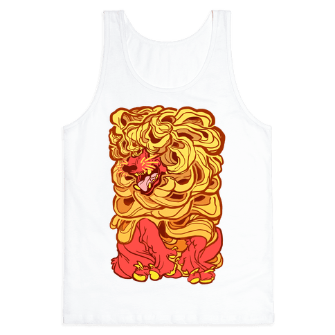 Aesop's Wolf In Sheep's Clothing Tank Top