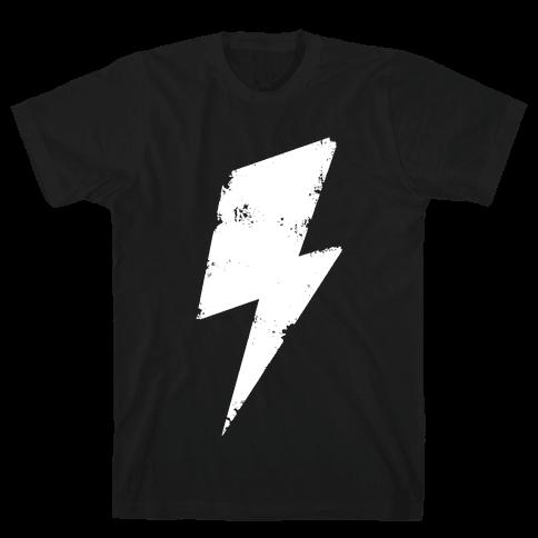 Lightning Bolt Mens T-Shirt