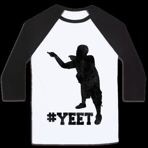 Yeet! Baseball Tee