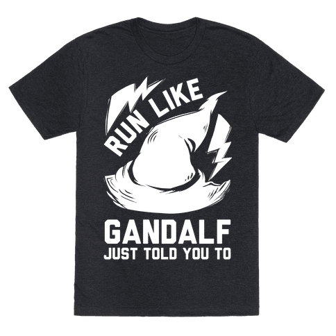 Run Like Gandalf