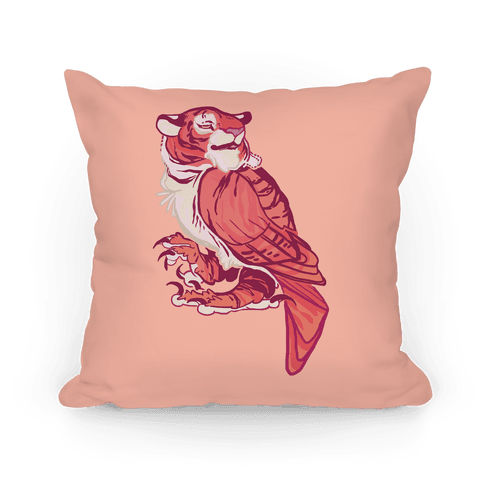 Bird Of Prey Pillow