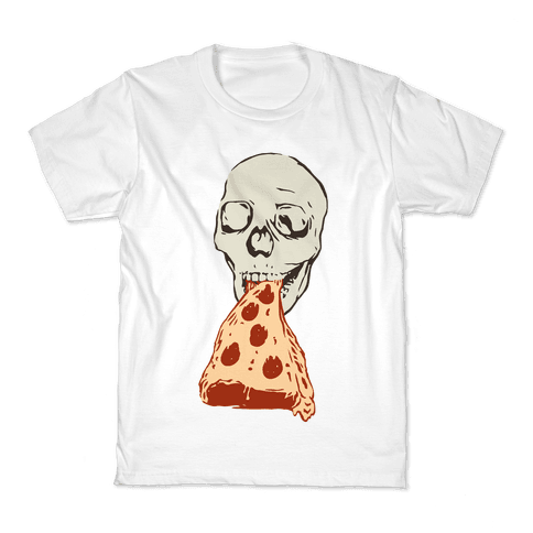 R.I.P. Rest In Pizza Kids T-Shirt