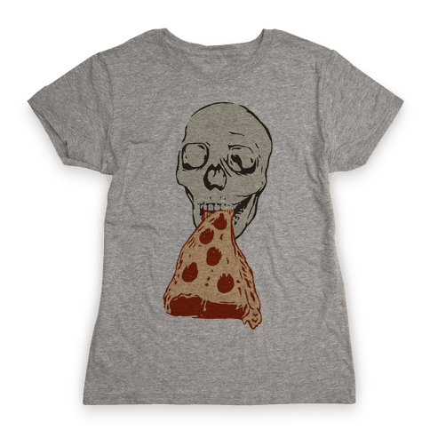 R.I.P. Rest In Pizza Womens T-Shirt