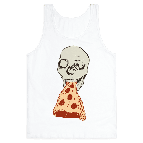 R.I.P. Rest In Pizza Tank Top
