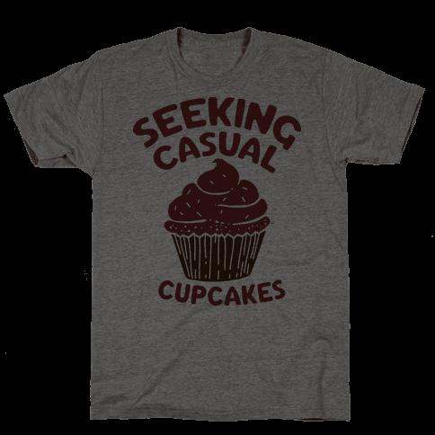 Seeking Casual Cupcakes