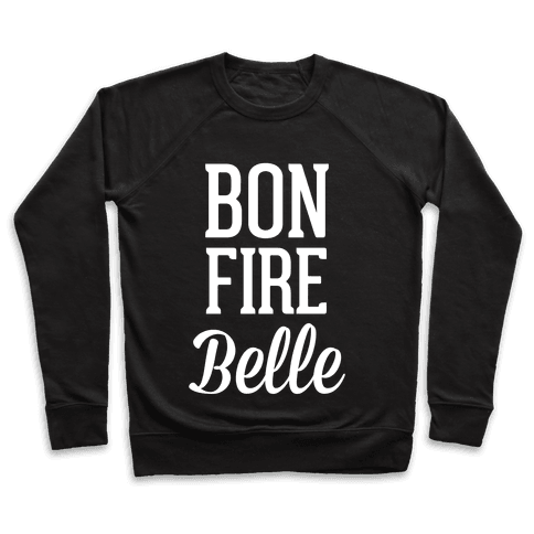 Bonfire Belle Pullover